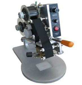 Manual ribbon printer DY-8,thermal printing typewriter,bag marking tool of date code trademark marker heating printing equipment