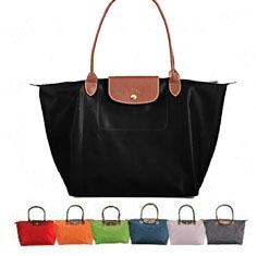 Promotions Hot Desinger Original Women Handbag brand hand bags tote Genuine Leather Handbags Nylon Shoulder Shopping Bag 2014(China (Mainland))