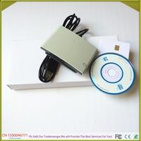 ACS USB  PC/SC Contact  RFID ACR38U SPC-R4 PC-Linked Smart IC Card / SIM Card Reader & Writer + 1 SDK CD + 2PCS SLE4442 Cards