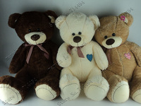 The best choice of wholesale 80cm high quality plush toy teddy bear high quality and inexpensive gifts