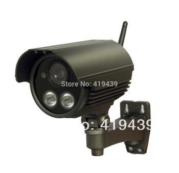 2014 New Hot 1.3MP wireless waterproof IP camera wifi outdoor 2 Array IR Led 40m Megapixel HD 960P video web cam