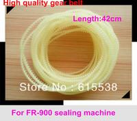 30pcs/lot Spare part Gear Belt for FR-900 Band sealer/plastic bag sealing machine/plastic film sealer