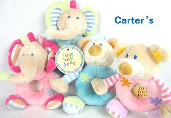 FREE SHIPPING/2013 NEW ARRIVAL Baby Cute Animals Bell/Early Childhood Toys