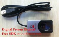HF-5000 Free SDK C++,C#,VB VB.net Digital Persona Finger Data Collection Fingerprint Identification Reader Scanner