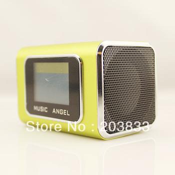 New design  MP4  Music Player, Portable digital Speaker SPE05 computer speaker