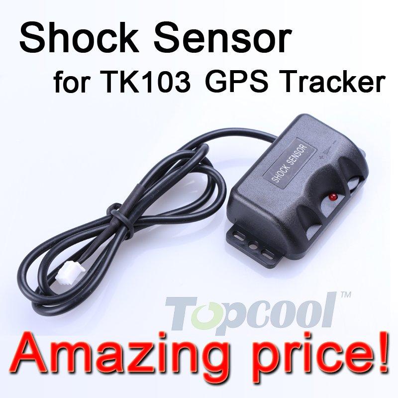 Shake Sensor GPS track Accessories for TK103 TK103B Car GPS tracker Quadband shock sensor for GPS 103(China (Mainland))
