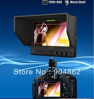 LILLIPUT 663/O NEW 7 inch  field monitor with HDMI input & output, Metal Shell, 1280*800