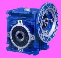 Worm Gear Speed Reducer RV040 for hybrid stepper motor