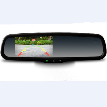 [HOT SALE]!!!FACTORY MADE 4.3inch interior rear view mirror for Toyota/Nissan/Ford/Buick/Chevrolet/Citroen/Mazda/ia/Honda/VW