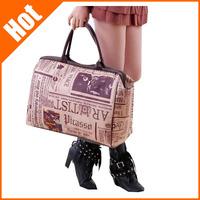 Fashion waterproof luggage  women  travel bag portable travel bag large capacity new