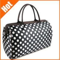 Fashionable travel bag casual waterproof light large capacity  women's handbag luggage bags 44*30*19cm