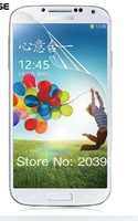 7000pcs/lot Anti-Scratch Clear Screen Protect Film For Samsung Galaxy SIV S4 GT- i9500