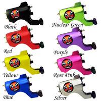 Professional New Rotary Tattoo Machine Gun Shader  Liner U-Pick Color Made In China