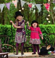 elegant dress girls dress long sleeve kids dresses girls fashion kids clothing 2T-8T  free shipping D130213