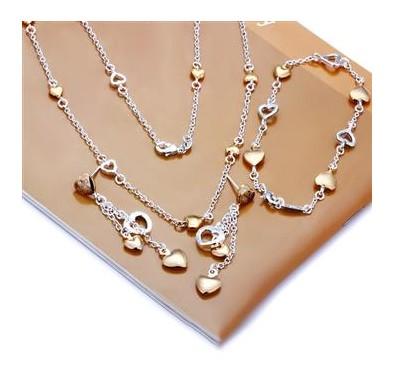Ювелирный набор Sterling silver quaility 925 jewery 925 SMTS087 женское платье quaility freja db006