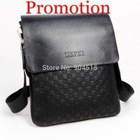 Free Shipping Wholesale/Retail Fashion Famous Brand Leather Men's Messenger  Bag New Arrival  Men's Shoulder Bag