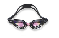 New adult fit swimming goggles antifog waterproof silicone swimming goggles Asia fit hot sell