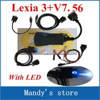 2014 Top selling lexia3 Diagnostic Tool pp2000 lexia 3,lexia-3 diagbox 7.24 software