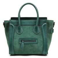 100% Genuine leather bags lady fashion handbags women famous brands handbag totes designer cowhide bags suede