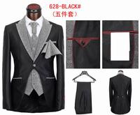 2014 Free Shipping brand blazer men hot selling men wedding suit terno masculino suits for men groom suit fashion men tuxedo