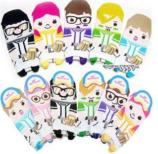 Free shipping cute candy-colored baseball family stereo socks, cotton socks, creative Socks(China (Mainland))