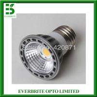 Free shipping  COB PAR16. E27 ,4W  COB Spot light 110-240VAC,45deg.