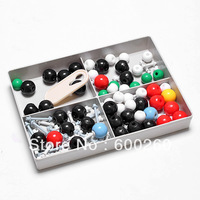 Free shipping Atom Molecular Models Set for Teacher Organic Chemistry 8488