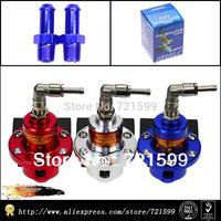 SAR* fuel pressure regulator with original gauge