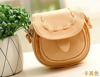 Big discount 2014 hot selling small women messenger bag loverly cute mini mobile phone case shoulder bags crossbody handbag(China (Mainland))