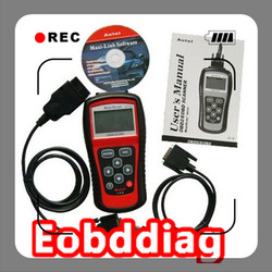 MaxiScan MS509 OBD2 eobd Scanner Code Reader Free Shipping(China (Mainland))