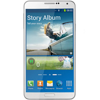 5.7inch HD Star Note 3 N9000 Andriod 4.3 MTK6589 Quad Core 1.2GHz 1GB Ram 4GB Rom 12MP GPS One sim smart phone