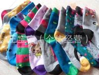 Fashion cartoon socks cotton cartoon socks