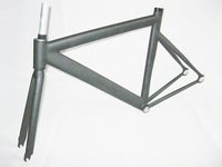 2014 Classic High Quality LB725 Track Bike Fixed Gear Bicycle Frame and Fork with VP Headsets Free Shipping