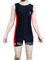 Merlons submersible sleeveless one piece sun protection clothing - incubation aureateness - - swimwear clothing submersible -