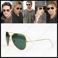 2013 Hot Newest Fashion High Quality Polarized AVIATOR Men rb Sunglasses Brand Designer Women Vintage sunglass Free shipping
