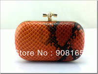 2013 fashion handbag,handbag wholesale, 3 colors snake striped brand dress clutch bags women free shipping
