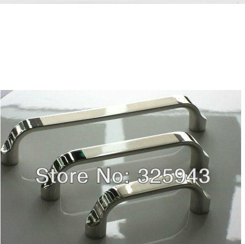 96mm Stainless Steel Kitchen Cabinet Knobs Handles Dresser Knob Furniture Drawer Pulls Hardware(China (Mainland))