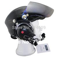 Paramotor helmet with wired boom headset/power PG helmet/ powered hang glider  helmeted paragliding helmet/P