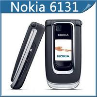 Hot sale 6131 Original Nokia 6131 Unlocked Mobile Phone support russian keyboard russian menu flip handset