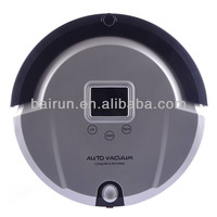 ( Free For Russia) 2013 Cheap Vacuum Cleaner For home(Vacuum, Mop, Sweep,  UV Sterilize,  Auto Recharging,LCD Touch Screen)