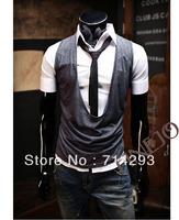 Free Shipping men's T-shirts vest tank top man sleeveless casual vest very fashion 31