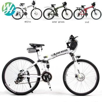 "Folding electric bicycle/ fashionable electric bike wh-2506/ 26"" 250W popolar bike electric"