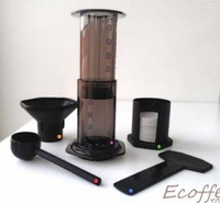 Hot Sell Aeropress Coffee Maker + 350pcs Aeropress coffee filter You can save more than 10USD