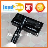 Guaranteed 100% NEW Free Shipping Outdoor Mini LED Flashlight Torch 2013 Hot Sale