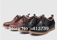 2013The new Genuine leather men's shoes A man Inside the shoes  Leisure shoes  898  Real leather shoes
