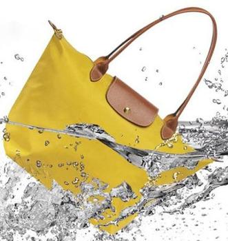 Big Promotion Original Designer Genuine Leather Bag plastic Women Leather Handbags /Shopping Hand Bag/Casual Nylon shoulder bags