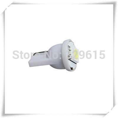 wholesale 1000pcs car LED Lamp T10 W5W 194 5050 SMD 1 LED White Light Bulbs 12V(China (Mainland))