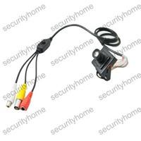 HD Sony Effio-E 700TVL 25mm Board lens A/V OSD Menu CCTV Color camera MIC