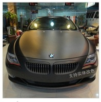 High Quality 1.27*0.25M Matte Material Bubble Free Carbon Fiber Vinyl Car Wrapping Foil,Glossy And Matte Car Wrap Film