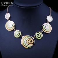 2014 statement bib necklace crystal enamel choker bib necklace colorful resin bubble choker for women chunky bead necklace